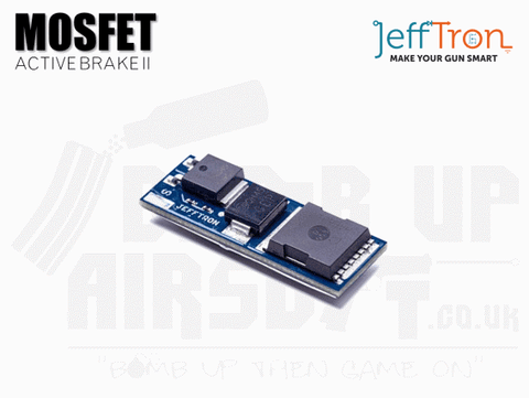 JEFFTRON ACTIVE BRAKE MOSFET