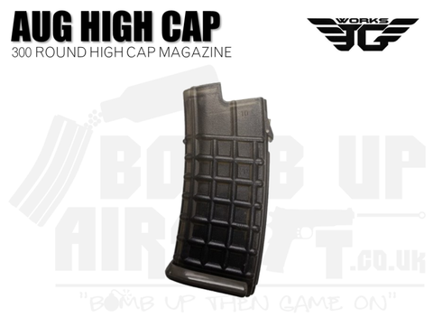 JG Works AUG High Cap Mag - 300 Rounds