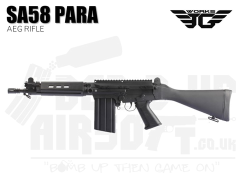 JG SA58 AEG Airsoft Rifle