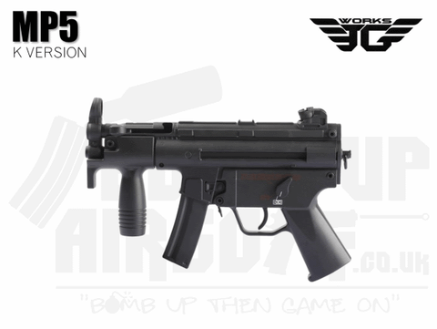 JG Works MP5 A1 K AEG Airsoft SMG