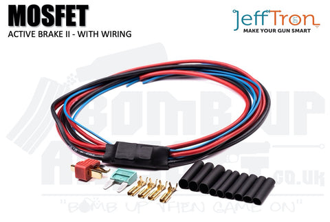 Jefftron Active Brake II MOSFET With Wiring