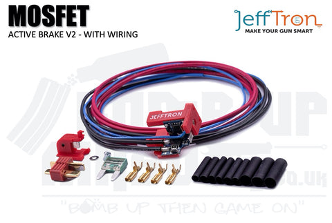 Jefftron Active Brake - V2 MOSFET With Wiring