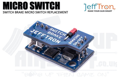 Jefftron Switch Brake - Micro Switch Replacement