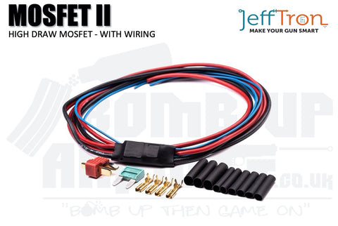 Jefftron MOSFET II - High Draw MOSFET With Wiring