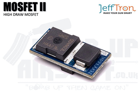 Jefftron MOSFET II - High Draw MOSFET