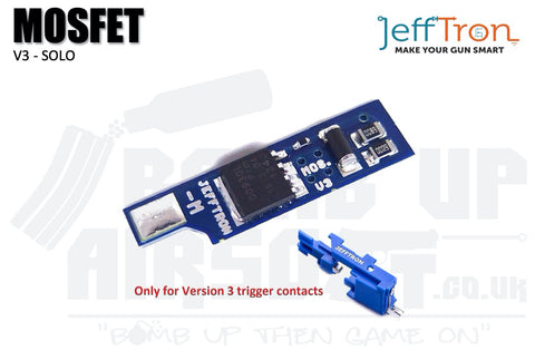 Jefftron MOSFET V3 Solo