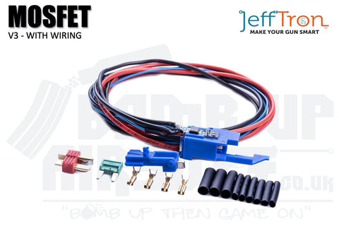 Jefftron MOSFET V3 With Wiring