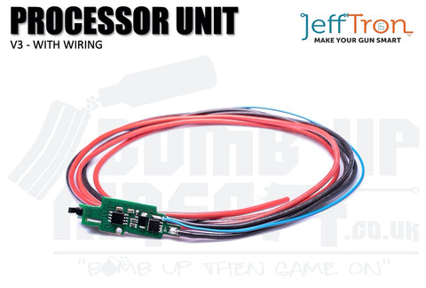 Jefftron Processor Unit V3 With Wiring