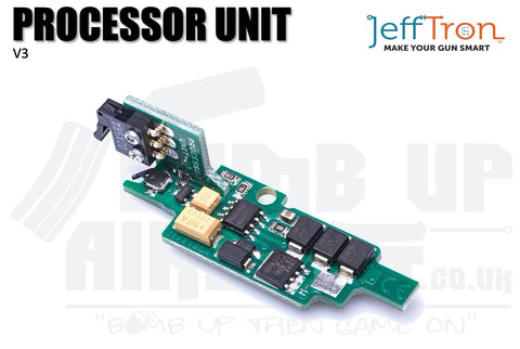 Jefftron Processor Unit V3