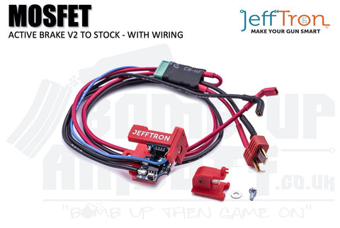 Jefftron Active Brake MOSFET V2 to Stock