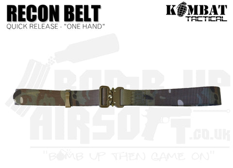 "Kombat UK Recon Belt ""One Hand "" - BTP"