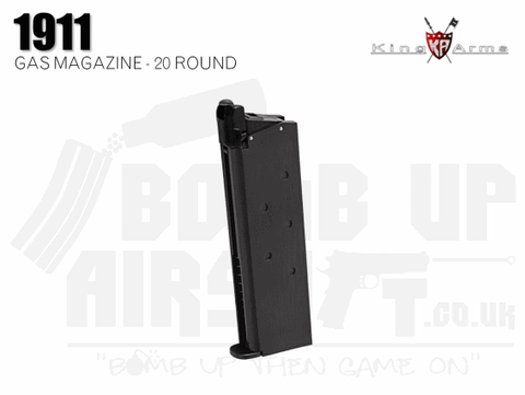 KING ARMS 1911 MAG
