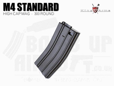 KING ARMS M4 MAG