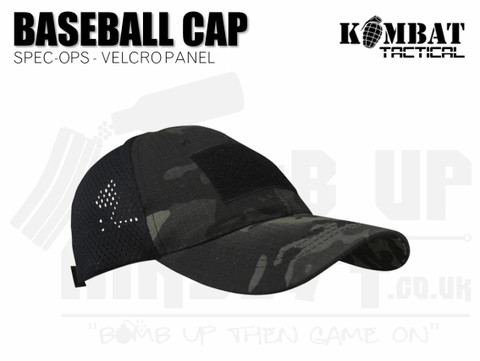 AIRSOFT CAP WITH VELCRO