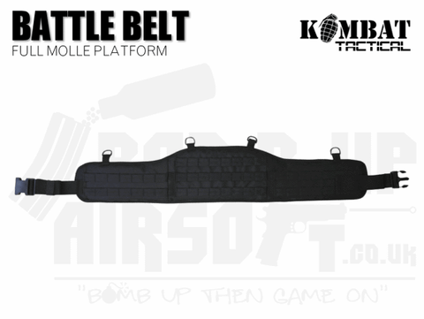 KOMBAT UK BATTLE BELT