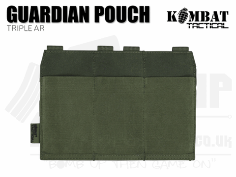 ELASTIC M4 POUCH
