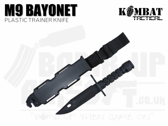 Kombat UK M9 Plastic Airsoft Knife