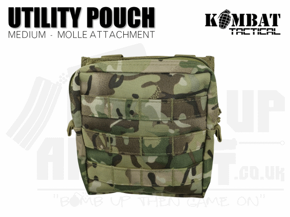 Kombat UK Medium Utility Pouch - MTP