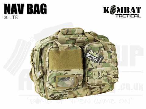 Kombat UK Navigation Bag 30 Litre - MTP