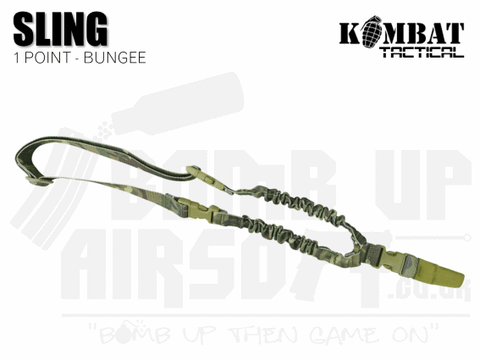 Kombat UK Single Point Bungee Sling - MTP