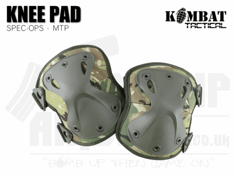 Kombat UK Spec-Ops Knee Pads - MTP