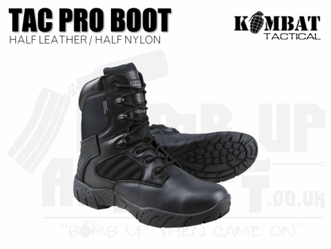 Airsoft tactical pro boots