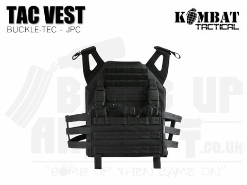 AIRSOFT BUCKLE VEST