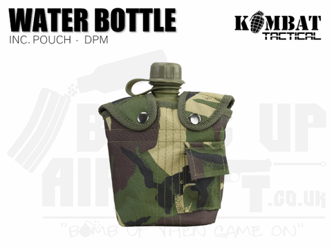 Kombat UK Water Bottle - DPM