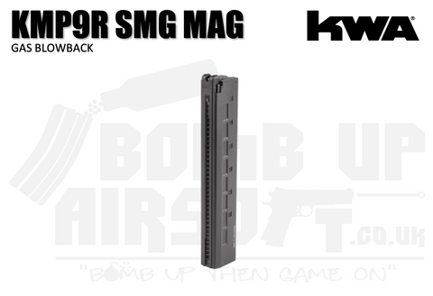 KWA KMP9R Gas Blowback MP9 Magazine