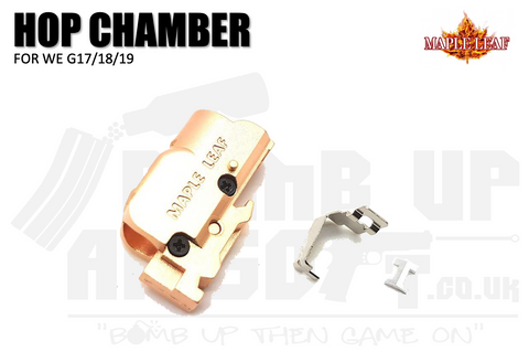 Maple Leaf Glock Series Hop Up Chamber Assembly