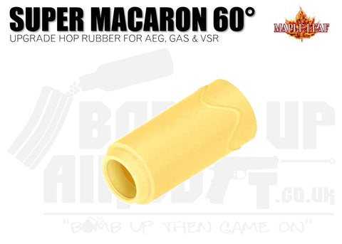 Maple Leaf Super Macaron Hop Up Bucking 60° AEG