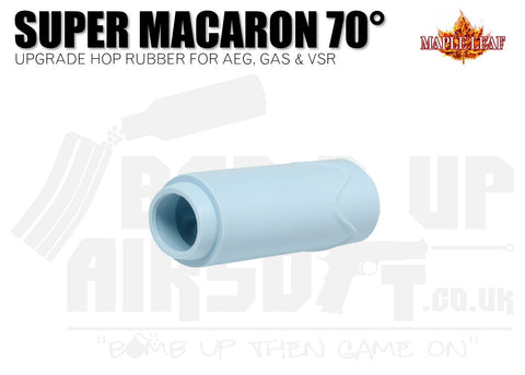Maple Leaf Super Macaron Hop Up Bucking 70° AEG, Gas & VSR