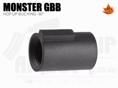 Maple Leaf Monster GBB Hop-Up Rubber 60°