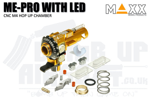 Maxx Model CNC M4 Hop-Up Chamber ME - PRO With LED