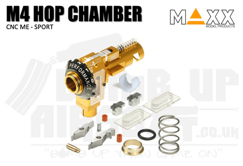 Maxx Model CNC M4 Hop-Up Chamber ME - SPORT
