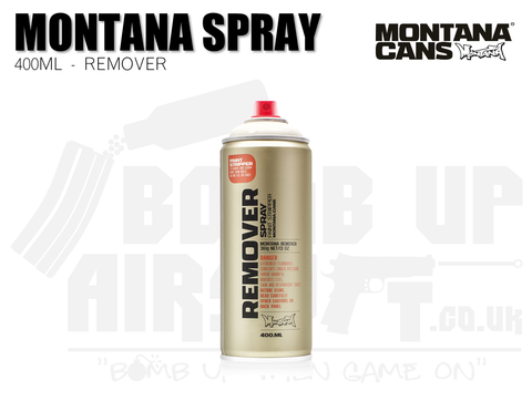 MontanaTech Remover (Paint Stripper) - 400ml