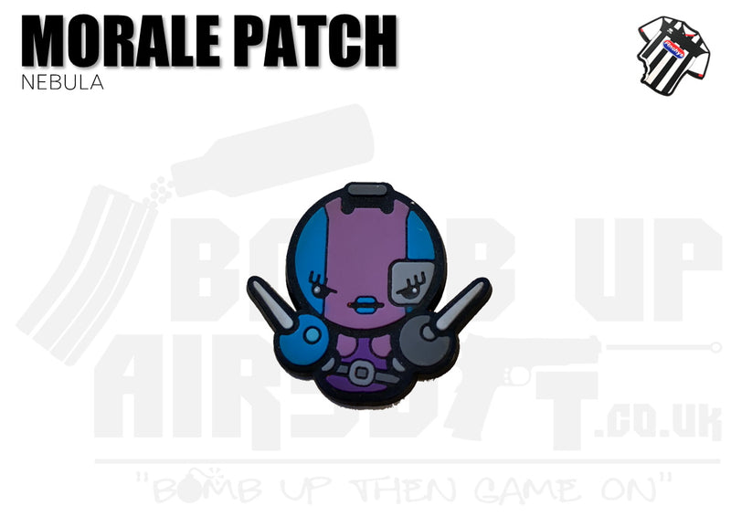 Nebula Mini PVC Patch