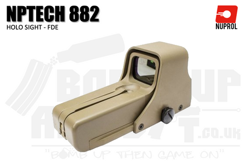 Nuprol 882 Holo Sight - FDE