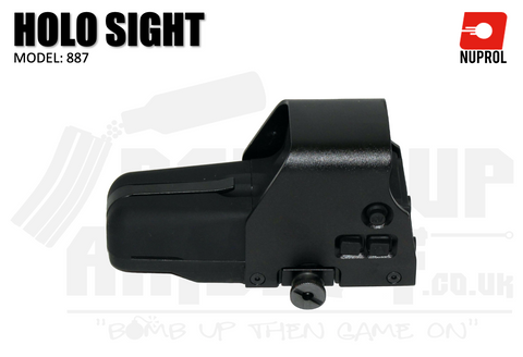 Nuprol 887 Holo Sight - Black