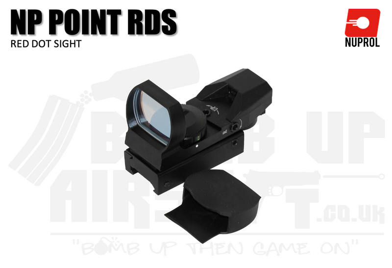Nuprol NP Point RDS Sight - Black