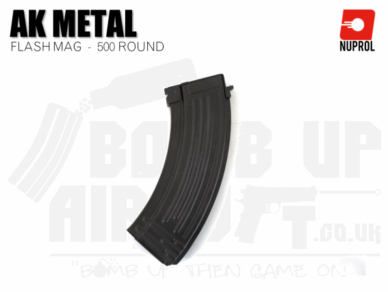 Nuprol AK Flash Mag 500 Rounds