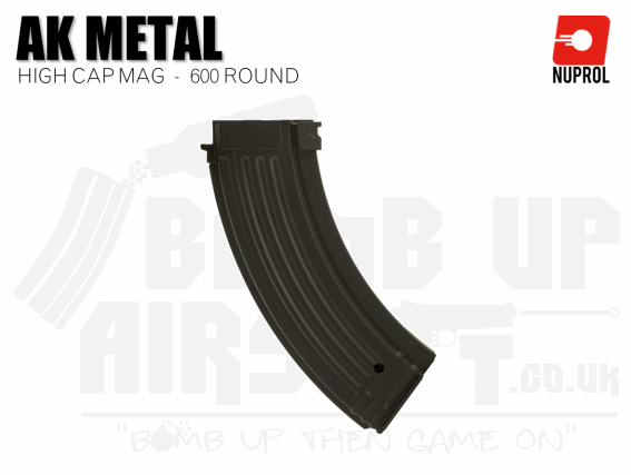 Nuprol AK High Cap Mag 600 Rounds