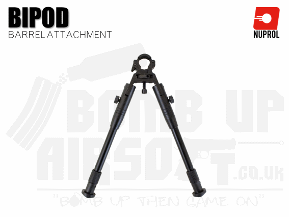 Nuprol Barrel Attachment Bipod