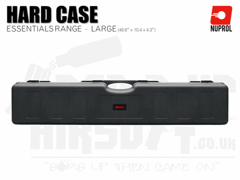 Nuprol Essentials Hard Case - Large
