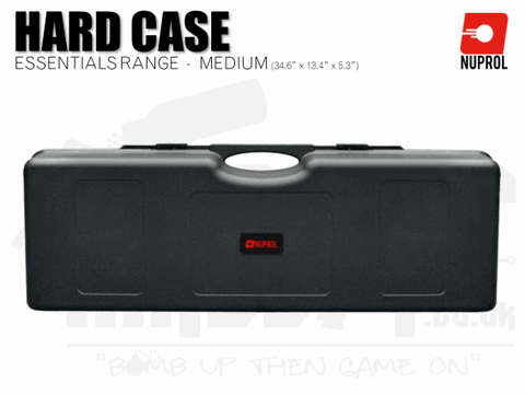 Nuprol Essentials Hard Case - Medium