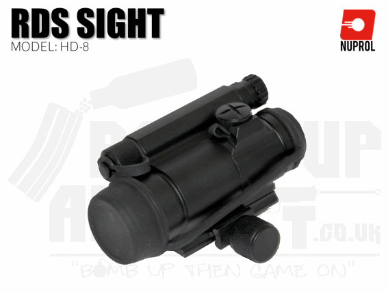 Nuprol NP Point HD-8 RDS Sight
