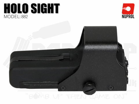 Nuprol 882 Holo Sight - Black