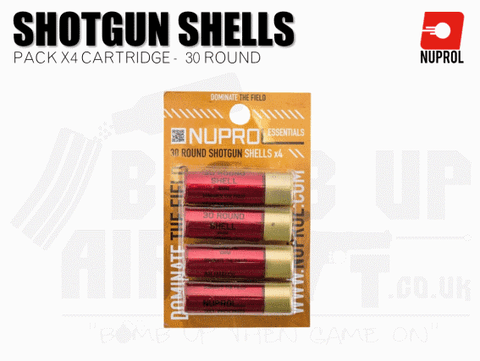 Nuprol Shotgun Shells