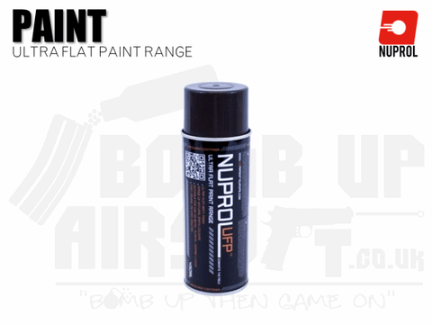 Nuprol UFP Paint - Earth Brown