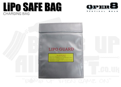 Fire Proof LiPo Safety Charge Bag - 23x30cm